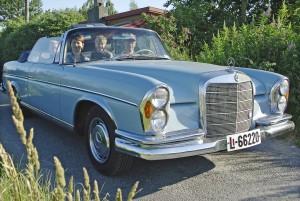 1965 w111 220