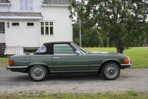 1973 W107 450 SL