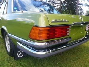 1976 W116 450 SEL