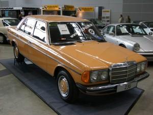 1976 W123 230
