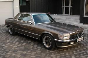 1981  W 107 500 SLC