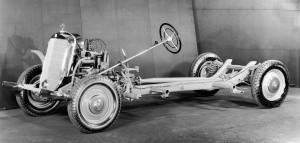 Daimler-Benz W136 1936