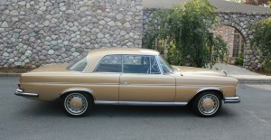 W111 Coupe