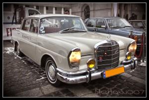 Mercedes 220 S (1963)