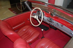 Mercedes-Benz R121 (190SL) 1955-1963 (1957 roadster) (01) [IN1]