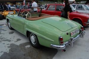 Mercedes-Benz R121 (190SL) 1955-1963 (roadster) (05) [CA1]