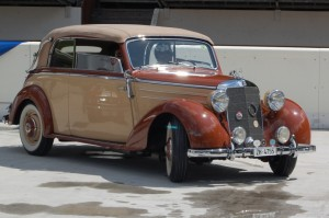 Mercedes-Benz W136 (W191) 1935-1955 (1949-1952 170S cabriolet 2d) (01) [AC1]